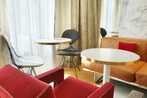 Le Nouvel Hôtel Eiffel - 5 rue des Volontaires 75015 Paris  Un hôtel sympa dans le 15eme arrondissement de Paris - Elegance - Confort - Design Nos meilleurs prix sur notre site officiel