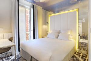NOUVEL HOTEL EIFFEL PARIS Tour Eiffel Montparnasse Invalides Porte de Versailles DOUBLE ROOM 305 (1)