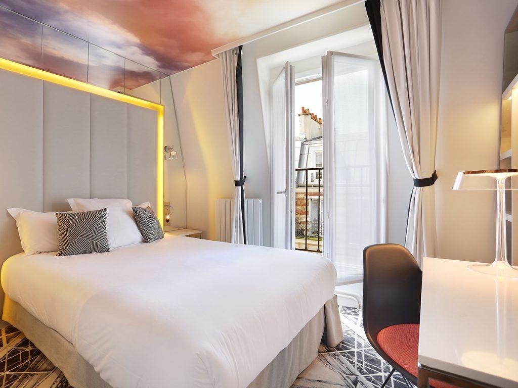 Vous recherchez un hôtel à proximité de la Tour Eiffel ?