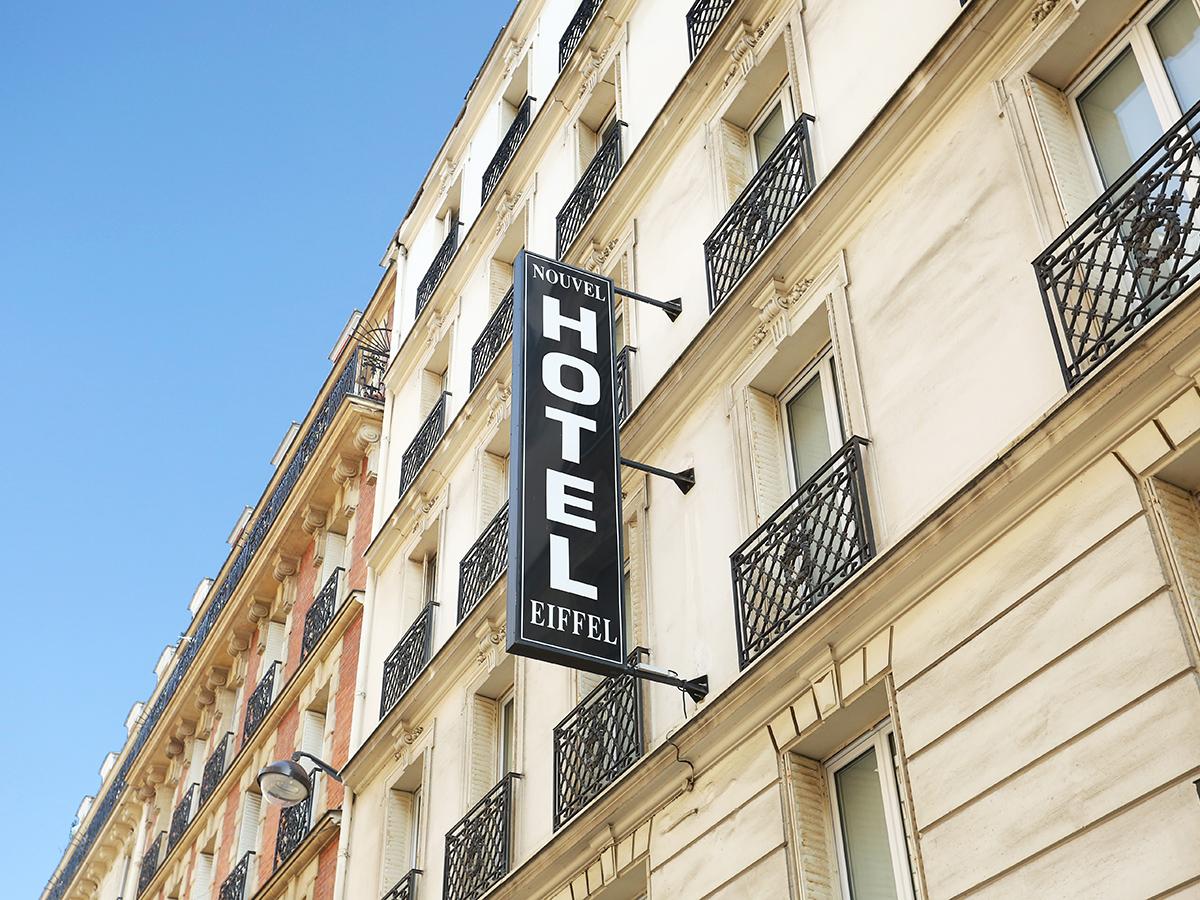 Notre hôtel 3 étoiles dans le 15ème arrondissement de Paris